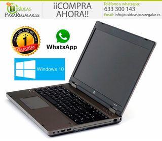 Portátil Hp ProBook 6470b, i5/SSD/8Gb/Cam/Win10 Gr