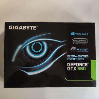 NVIDIA GeForce GTX 660 OC