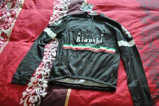Bianchi Hitem Maillot vintage