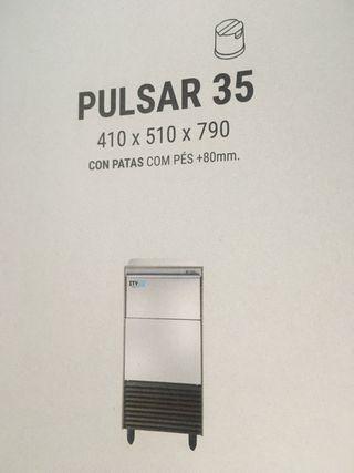 Máquina de Hielo ITV Pulsar35