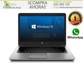 Portátil Hp ProBook 640 G1, i5/8Gb Ram/500Gb/Cam/W