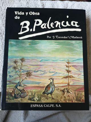 Libro de arte Vida y Obra Benjamín Palencia 1979