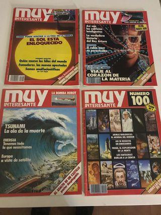 Revistas Muy Interesante