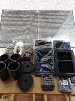 componentes altavoz