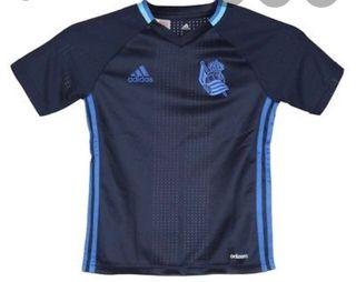 Camiseta de la Real Sociedad