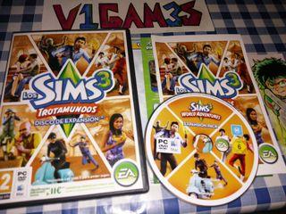 Los Sims 3 Trotamundos Pc