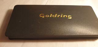 Bolígrafo sello GOLDRING Pluma estilográfica