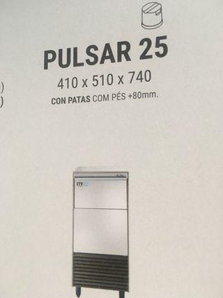 Máquina de Hielo ITV Pulsar25