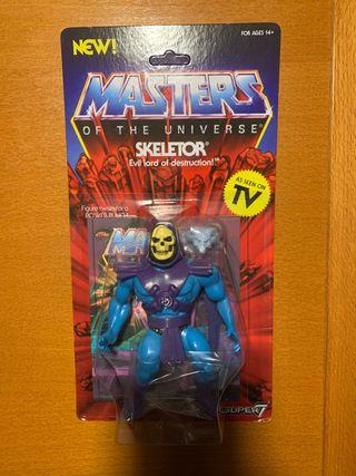 Másters Of The Universe ( Motu )