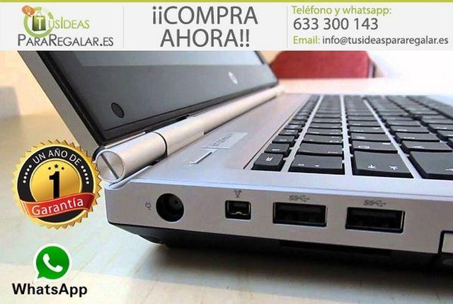 Portátil Hp EliteBook 8460p, i5/Gráfica/8Gb Ram/50