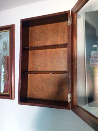 Antiguo Mueble botiquín años 20'