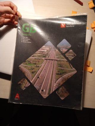 Libro Geografia 2o bachillerato
