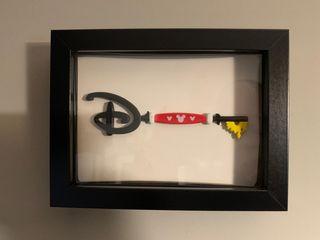 Llave Disney Mickey 90 Aniversario