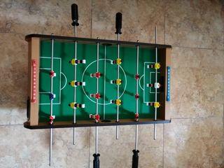 Mini futbolin
