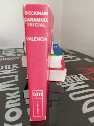 diccionario carambull valenciano