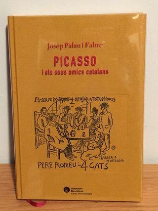 """Llibre """"Picasso i els seus amics catalans"""""""