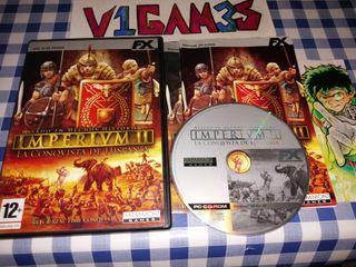 Imperium II La conquista de Hispania Pc