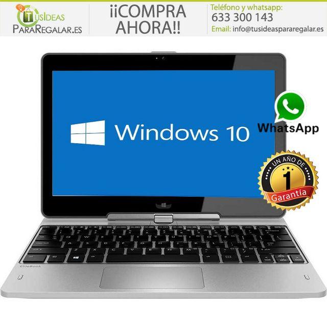 Portátil Hp EliteBook Revolve 810, Pantalla Táctil