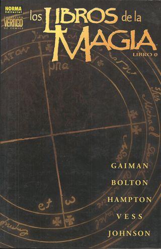 Los libros de la magia Tomo 0