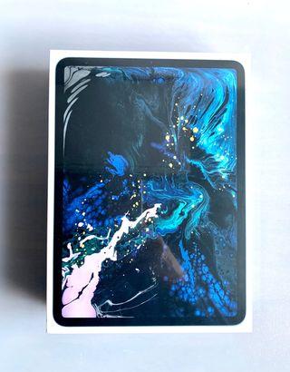 """iPad Pro 2018 11"""" WIFI PRECINTADO!!!"""