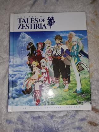 Artbook Tales of Zestiria