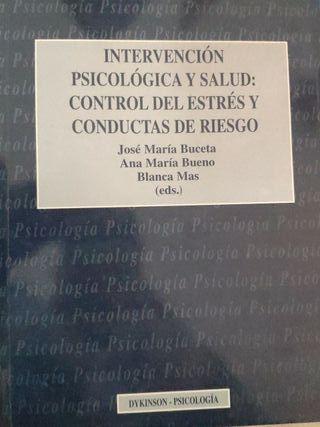 intervención psicológica y salud: control del ...