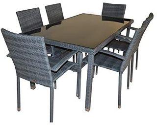 Kiefer Garden Conjunto de Muebles de Exterior para