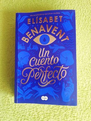 """Libro """"Un cuento perfecto"""" Elisabet Benavent"""