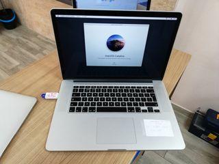 Macbook pro 15 i7 ssd