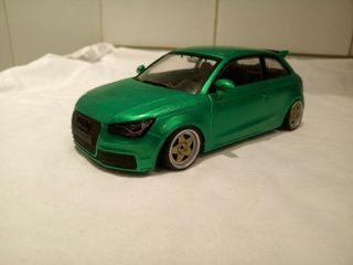 Maqueta Audi a1