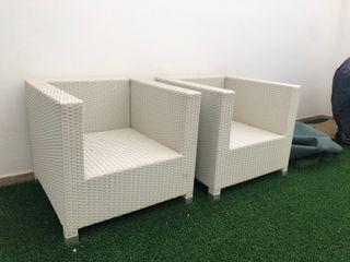 Butaca Chill out de diseño para jardín terraza