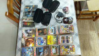 Lote de PSP