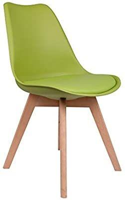 Icons Corner Pack de 2 sillas kandem Verdes con Pa