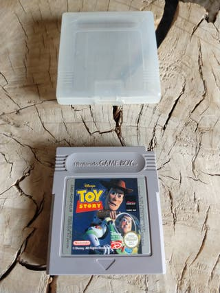 Toy Story 1 Game Boy