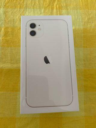 IPhone 11 64GB blanco nuevo