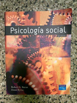 Libro psicológica social