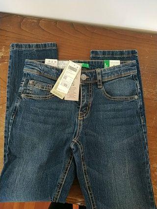 pantalón Benetton nuevo talla 8-9 años