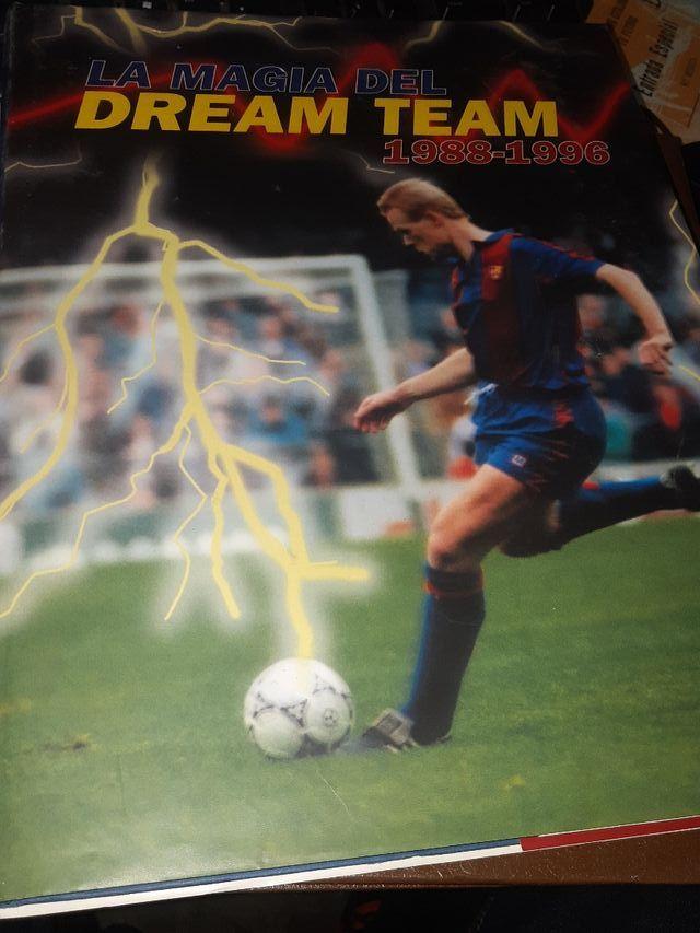 Barça libro La magia del dream team