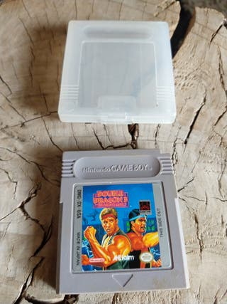 Double Dragon 3 The Arcade Game GameBoy