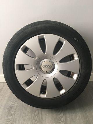 Llantas Audi originales con neumaticos