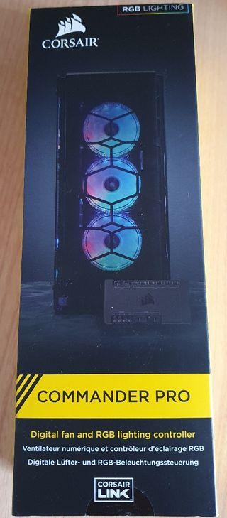 COMMANDER PRO CORSAIR controlador RGB