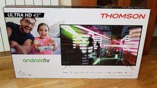"Tv Thomson 43"" UHD 4K, Smart tv"