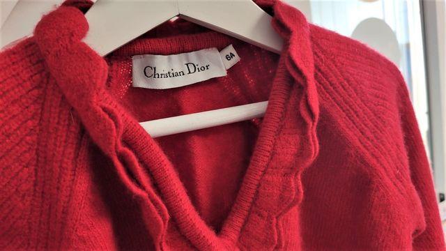 Jersey Christian Dior para niña