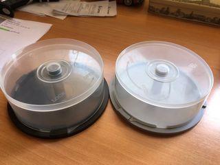 Regalo rulos para guardar CD