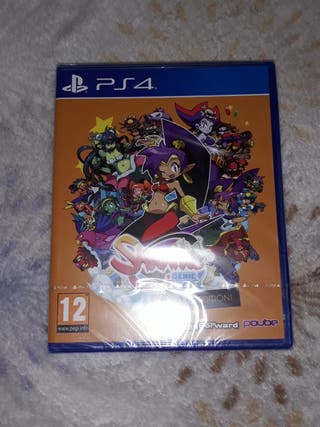Shantae 1/2 Half Genie Hero PS4