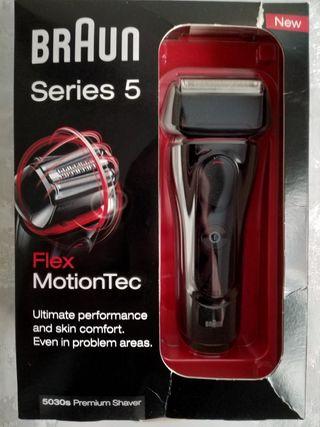 Afeitadora Braun series 5