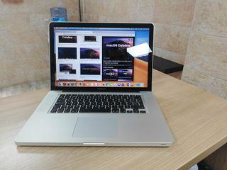 Macbook pro 15 i7 256+1TB 8 o 16GB