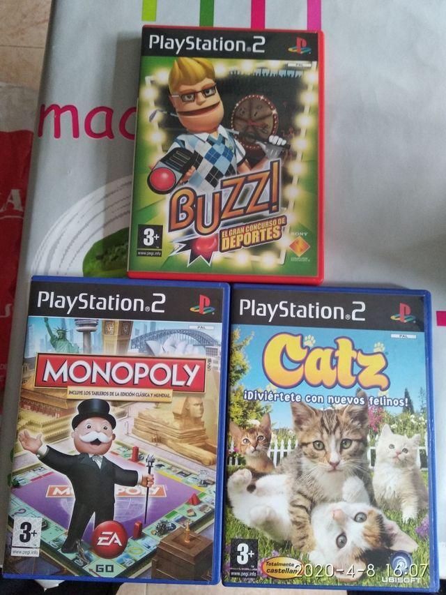 juego Play station 2