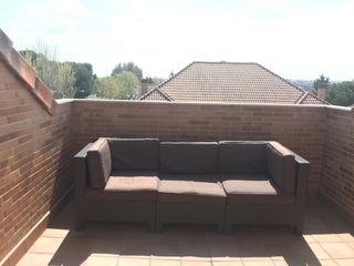 Sofá jardín/terraza exterior