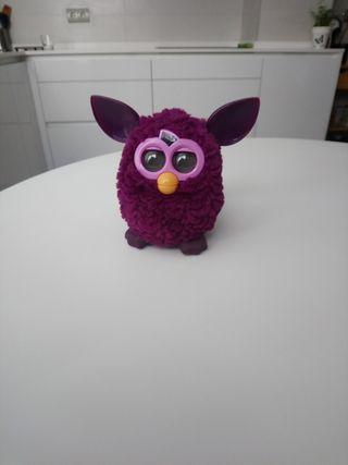 Furby Morado Edición 2012